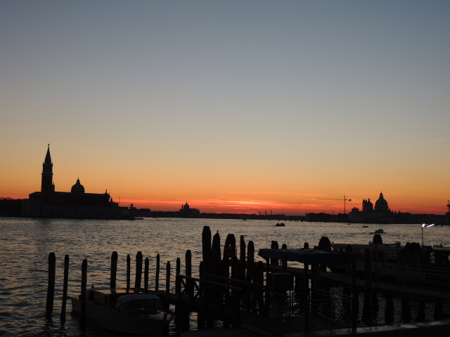 Venetian Sunset on 12-12-12