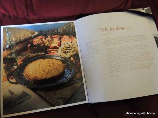 La ricetta... the recipe