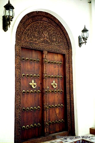 A variety of gorgeous doors