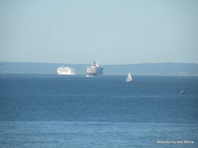 Amazing huge ships